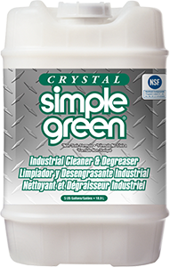 Crystal Simple Green