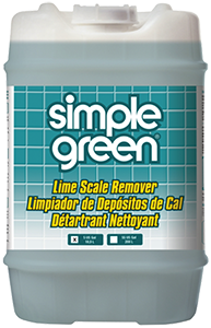 Lime Scale Remover Simple Green