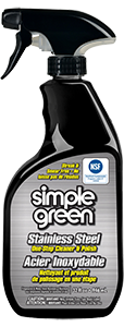 Stainless Steel Cleaner Simple Green